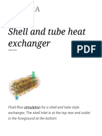 Shell and Tube Heat Exchanger - Wikipedia