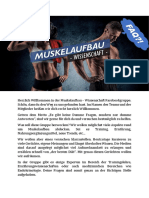 MuskelaufbauFakten_FAQ