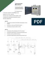Armario DCAC 6 KW 2 MPPT Monofásico CV 06 602