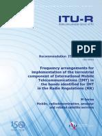 R-REC-M.1036-5-201510-I!!PDF-E