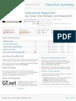 GTmetrix Report Www.mmo Champion.com 20180514T234510 3OMhA9aV Full