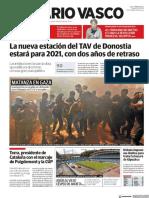 Diario Vasco 15 Mayo 2018