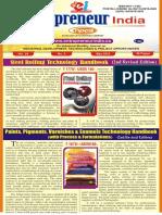 May 2018 Entrepreneur India Monthly Magazine