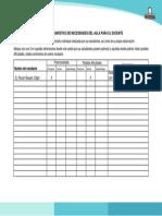 Ati-pv- Ficha de Diagnóstico Para El Docente