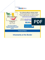 California-Mexico Studies Center - Inhuman Border Policies Family Separation DACA hearing.pdf