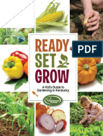 A Kid's Guide to Gardening