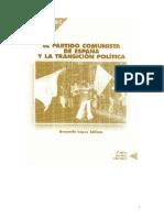 El Partido Comunista de España y La Transición Política - Armando López Salinas - CAUM 2001-2002