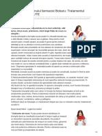 formula-as.ro-Din reţetele domnului farmacist Bobaru Tratamentul BRONŞITEI ACUTE