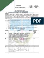 Ae409 Optical Instrumentation