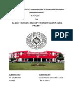 A Project Report Final Poo Poo