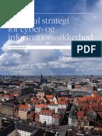 National Strategi for Cyber Og Informationssikkerhed 2018