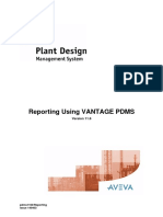 Reporting In PDMS