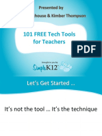 10 Tech Tool for Teacher