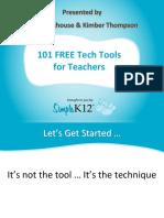 10 Tech Tool for Teacher
