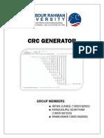 Crc Generator