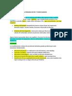Infecciones Bacterianas Primarias de Piel y Tejidos Blandos