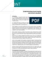 212-Understanding Brand Equity and Brand Valuation