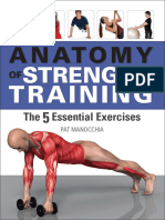 Anatomy of Strength Training - Pat Manocchia.epub