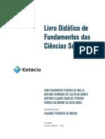 Livro - FUNDAMENTOS DAS CIÊNCIAS SOCIAIS.pdf
