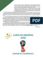 Álbum de Figurinha