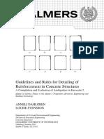 Detailing Guidleines