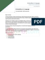 #2 Identifiers in C Language.pdf