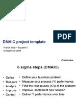 DMAIC V