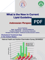 What's New in Lipid Guidelines