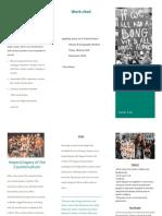 counterculture brochure