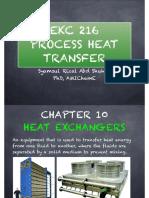 EKC 216 Wk13 Chapter 10 - Heat Exchanger L1 2017.Key