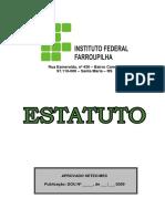 Estatuto Do IFFar