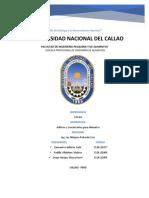 Año Del Diálogo y La Reconciliación NacionalADITIVOS