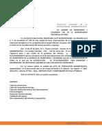 Acta de Verificación Administrativa