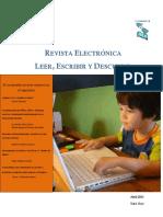 Revista Electrónica Leer Escribir Y Descubrir Abril 2013 Vol 1 N.pdf
