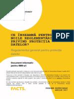 170424 General Data Protection Regulation RO