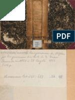 Peregrinacion de Alpha - 1853