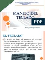 Manejo Del Teclado