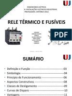 Relé Térmico e Fusíveis (1)