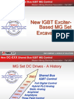 New DC-EXX Shared Bus IGBT MG Control; Bill Horvath, TMGS - Nov 07