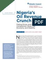Nigeria's Oil Revenue Crunch