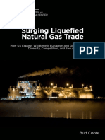 Surging Liquefied Natural Gas Trade