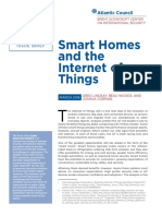 Smart Homes and the Internet of Things