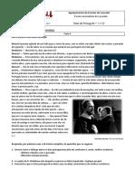 Teste Frei Luc3ads de Sousa Sermc3a3o de s to Antc3b3nio Aos Peixes