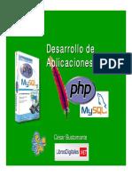 Presentacion PHP