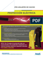 Guantes Marigol Dielectrico Ansell