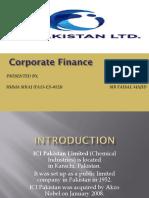 ICI Pakistan Limited (NEW)