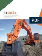 ESPECIFICACIONES DX340LCA