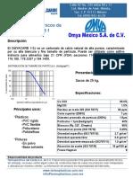 MI001 Carbonato Omyacarb 1
