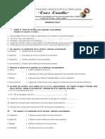 Examen de Fisica y Trigonometría - Copia