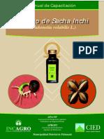 Cultivo Sacha Inchi